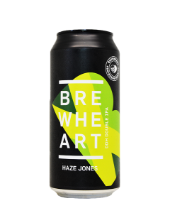 BrewHeart - Haze Jones