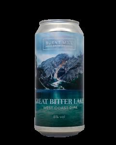 Burnt Mill - Great Bitter Lake