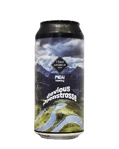 FrauGruber X Pien Brewing - devious Alpenstrasse