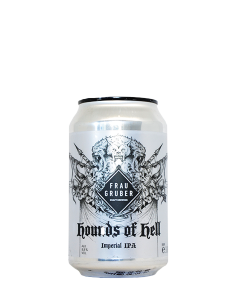 FrauGruber Brewing - Hounds of Hell