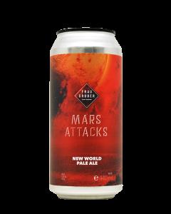 FrauGruber Craft Brewing - Mars Attack