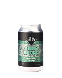 FrauGruber Brewing - Green is Lord