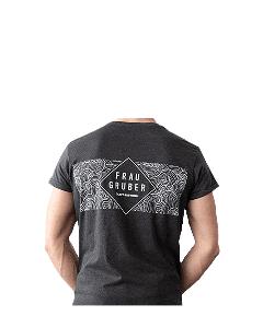 FrauGruber - Mens Roll Sleeve T