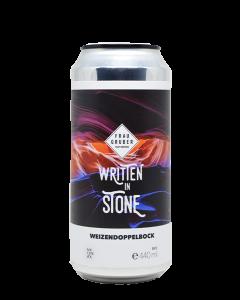 FrauGruber Brewing - Written in Stone
